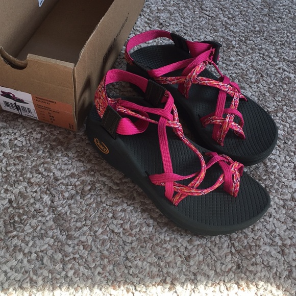 Chaco Shoes | Chaco Hot Pink Sandals